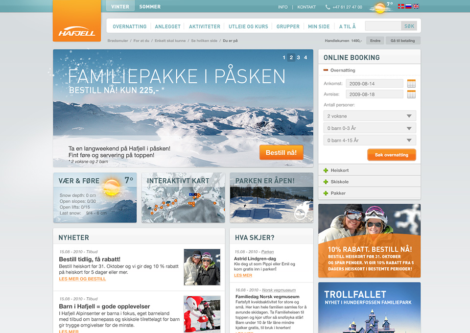 hafjell-frontpage